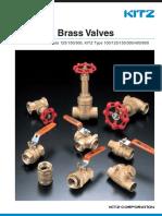 Kitz Bronze and Brass Valves (E-101-17)