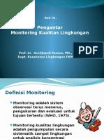 Bab 01 Pengantar Monitoring Kualitas Lingkungan.pptx