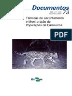 Tecnicas de levantamento e monitoracao de populacoes de carnivoros.pdf