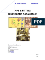 RPS - Pipe & Fittings Dimensions Catalogue Oct 20-05