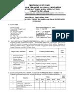 Format Laporan Evaluasi Diri Perawat