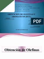Obtencion de Olefinas y Aromaticos
