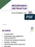 Pemrograman Terstruktur (Part 1)