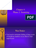 Chapter 6 Scanning