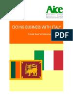 Italy Marketprofile