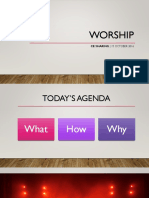 worship  updated