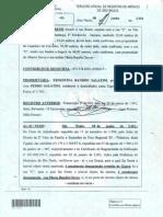 MATRICULAS ORIGINAIS CACHO0001