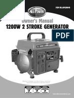 APG3004D Manual