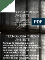 Tecnologia y Medio Ambiente