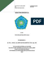 Lapsus Eritroderma