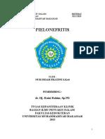 Referat Pielonefritis