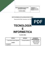Plan Tecnología e Informática