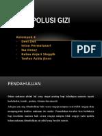 POLUSI GIZI Presentasi