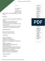 Detalhe Do Curso Mestre de Obras - SENAI_CE