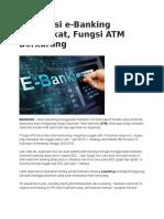 Transaksi ebankink