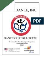 2016 DanceSport Rulebook Final 5-13-16-