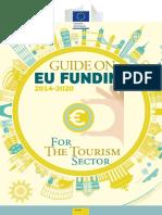 EC - Guide EU Funding for Tourism - July 2015