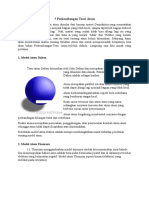 5 Perkembangan Teori Atom