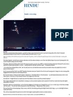Solar Impulse 2 Begins Atlantic Crossing - The Hindu