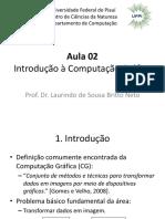 CG.a02 - Introdução à Computação Gráfica