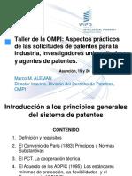 Patentes.aleman Taller