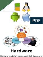 Sistem Operasi Pertemuan 1