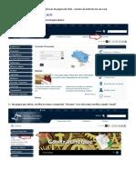 Método de Acesso Ao Email Do TRF1 Através Da Página Da Web