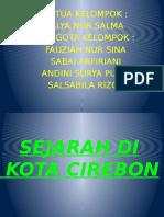 Kesenian Kota Cirebon