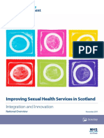Improving Sexual Health - November 2011