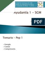 Ayudantía 1 SGM 1-2016