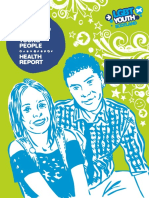 Life in Scotland for LGBT Young People Health Report (2013)