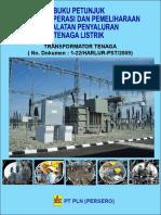 Cover Terpilih Operasi Dan Pemeliharaan Peralatan Penyaluran