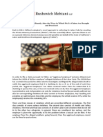 New Amendments Significantly Alter the Ways in Which PAGA Claims Are Brought and Processed