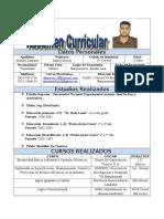 CV, Daniel M