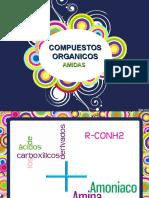 Nomenclatura de Compuestos Organicos-Amidas