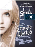 PDF L J Smith - Unseen the Vampire Diaries
