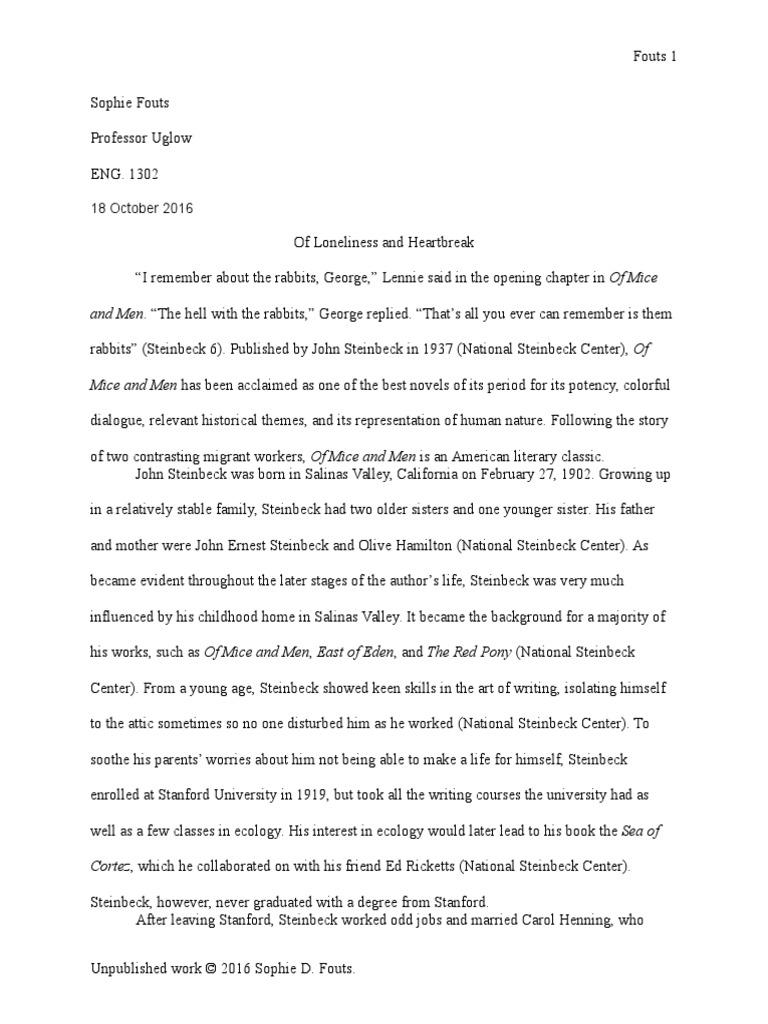 Thesis statement on james baldwin