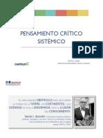 CURSO PENSAMIENTO CRITICO