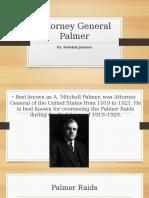 attorney general palmer