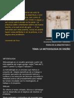 Metodologia de Diseño