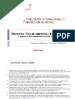 Clase 1 2012 Derecho Constitucional Tributario