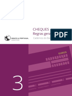 Cheques - Regras Gerais