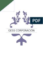 Portafolio de Servicios GESS