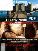 chapter 8 - the making of medieval europe