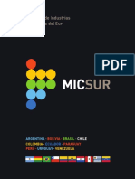 Catalogo MICSUR 2014