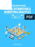 Getting Started With Mobile Attribution and Marketing Analytics - April 2016