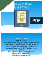 deferencia entre manuales dsm-iv y dms 5