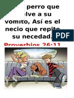 Texto Perro