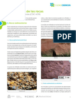 Clasificacion de Rocas