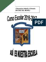 Boletin Informativo 2016-2017
